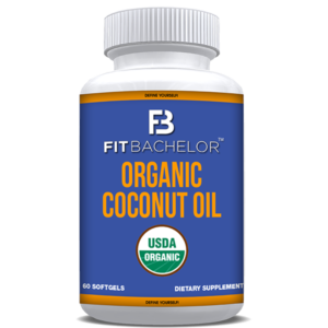 Fit Bachelor Organic Coconut Oil