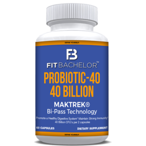 Fit Bachelor Probiotic-40 40 Billion