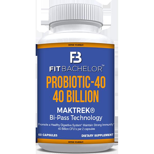 Fit Bachelor Probiotic-40 40 Billion