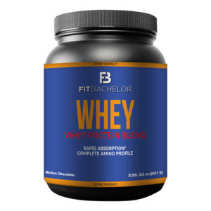 Fit Bachelor Molten Chocolate Whey Protein