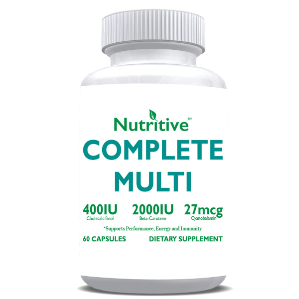 Fit Bachelor - Nutritive Complete Multi